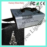 cheapest hot-sale 600w disco snow machine