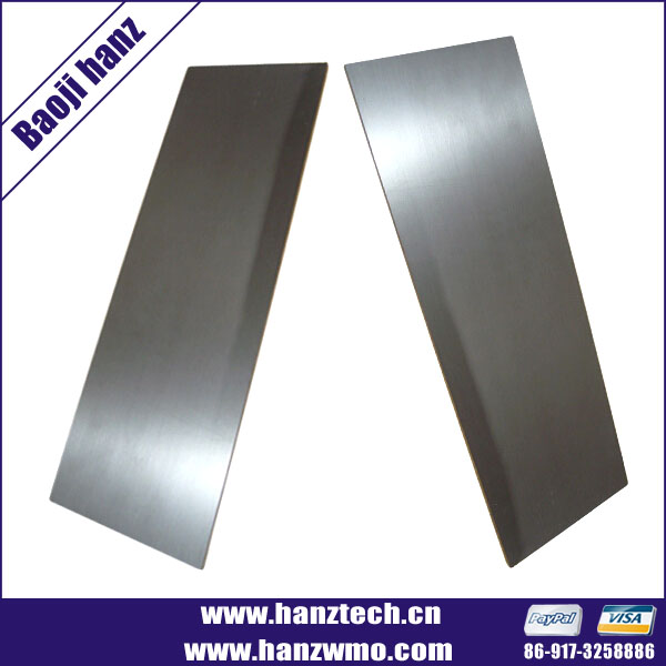 molybdenum plate used for clay target