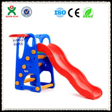 Preschool Indoor children slide/ Slides for kids/little tikes slide climber/ QX-159A