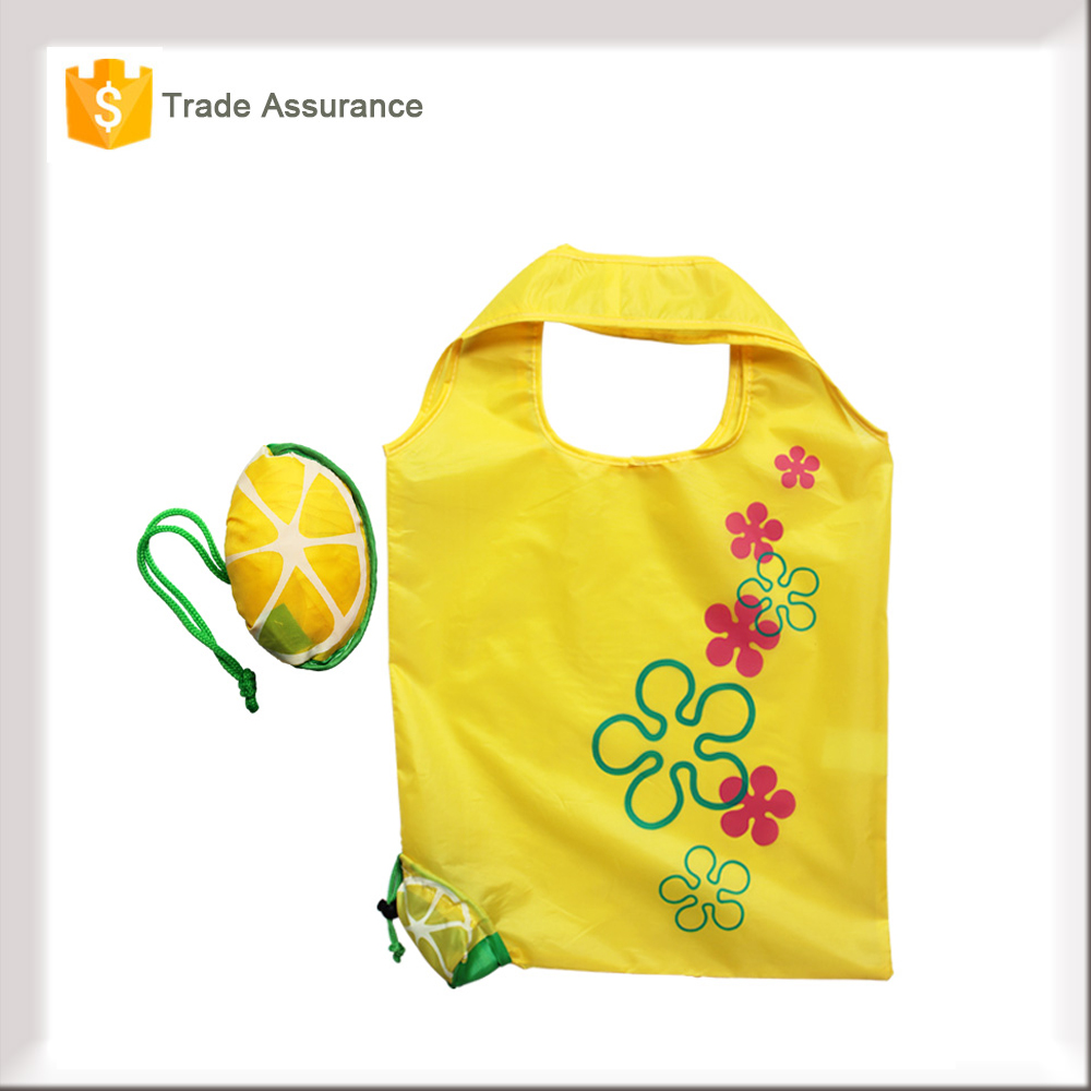 Recycled Silk Screen Printing Reusable Polyester Gift Bag