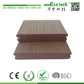 Co-extrusion composite wood plastic wpc decking/flooring/boards