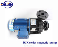 DJX-30-PP plastic 220V/380V Magnetic drive small water pump