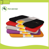simple neoprene laptop sleeve with different color for wholesale