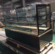 Good price sandwich display counter for sale, pastry cooler for sale CE
