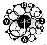 Fashion 2014 New Luxury Wall Clock High Quality(GZH-8) Wholesale