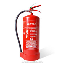 Zhejiang producting 4L water clean agent fire extinguisher