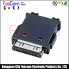 PCMCIA 15pin male connector unitary type