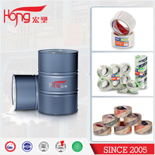 Excellent Peel Performance Milk White Water - Based Acrylic Adhesive Raw Material Of Bopp Tape
