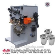 Food tin can body seam welding machinery