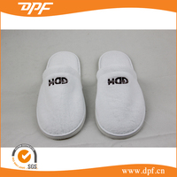Full cotton Disposable Slipper from china