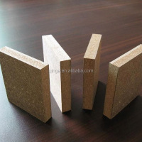 Melamine coated Mdf interior wood paneling 4x8