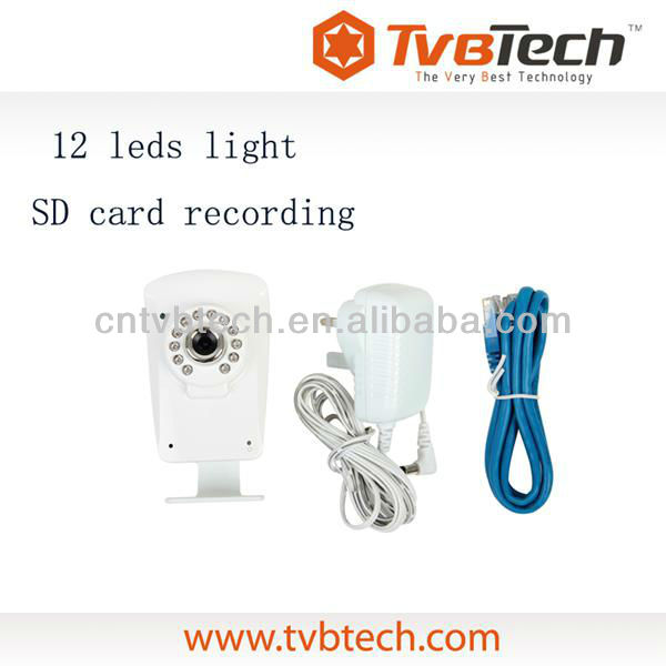 Tvbtech home security camera systems with minicam