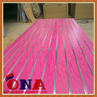 E1 E0 glue melamine mdf board to make wooden furniture