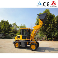 simple farm machine small tractors chinese front end loader for sale