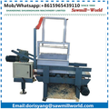 wood shaving machine for animal bedding