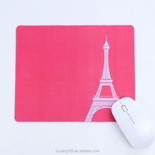 Factory supply Promotional Printed Natural Rubber Gaming Mouse Pad