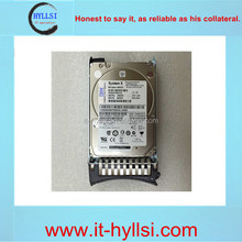 "00AD075 1.2TB 10K 6GBPS SAS 2.5"" G2HS HDD for ibm"