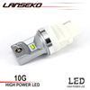 Newest 10G 30w high power 3156 car led fog light bulb super bright 6500k led brake light