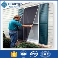 steel mosquito net door curtain for wooden door design
