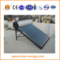 ISO9001 certified non pressure solar water heater residential