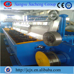 China Manufacturer Brass EDM Wire Drawing Machine With Full Automatic Bobbin Changing/Take-up