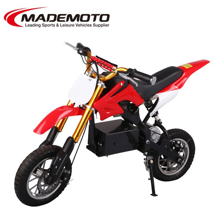 Hot Selling Electric Start dirt bike 350W Cheap Small Motorcycles