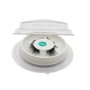3D eyelashes False mink lashes with private label