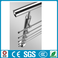 Luxury Stainless Steel Balustrade/handrail/ balustrade/railings project system
