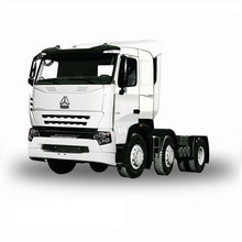 Hot sale howo a7 tractor truck 4*2 howo a7 tractor head Semi Trailer Tractor Truck For Sale
