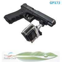 GoPros Gun Paintbal 20mm Picatinny Side Rail mount for Go pro heros 4/3+/3/2 of gopros accessories GP173