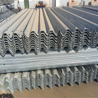 China Xincheng Highway Corrugated Guardrail Price