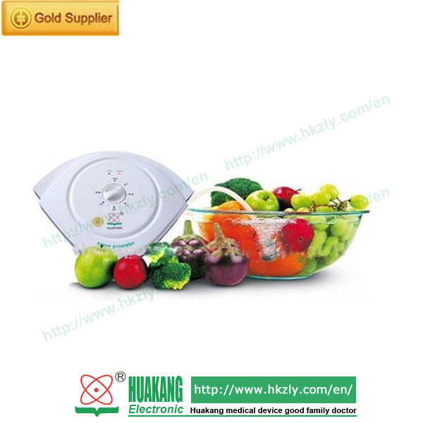 Manufacturer fashion water ozonizer fruits and vegetable purifier for home use