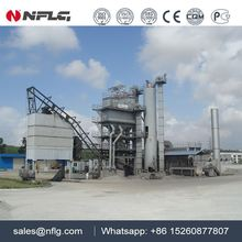 Road construction machinery asphalt drum mixer plant for great sale