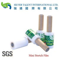 Clear 17~30 micron PE Stretch Film strech foil for pallet wraping