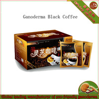 Organic Coffee Mix with Ganoderma Powder