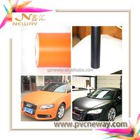 high quality 3m car wrap vinyl rolls / matte vinyl chrome for wraping car exterior