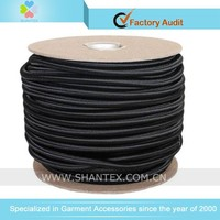 Wholesale elastic cord high quality imported rubber