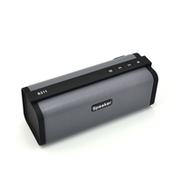 Wholesale portable wireless handle free speaker bluetooth hifi subwoofer mp3 player cheap bluetooth