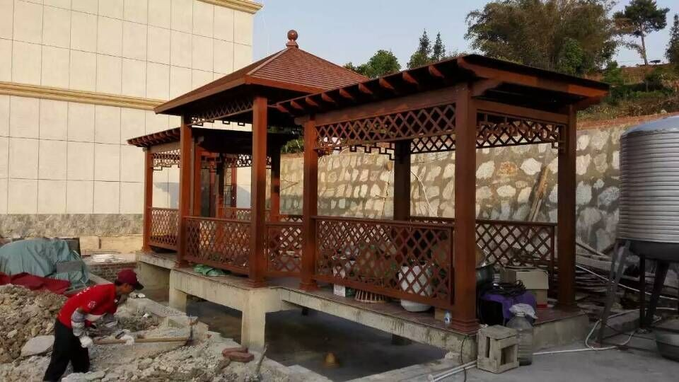 Latest Arrival Custom Design Pergola Awnings