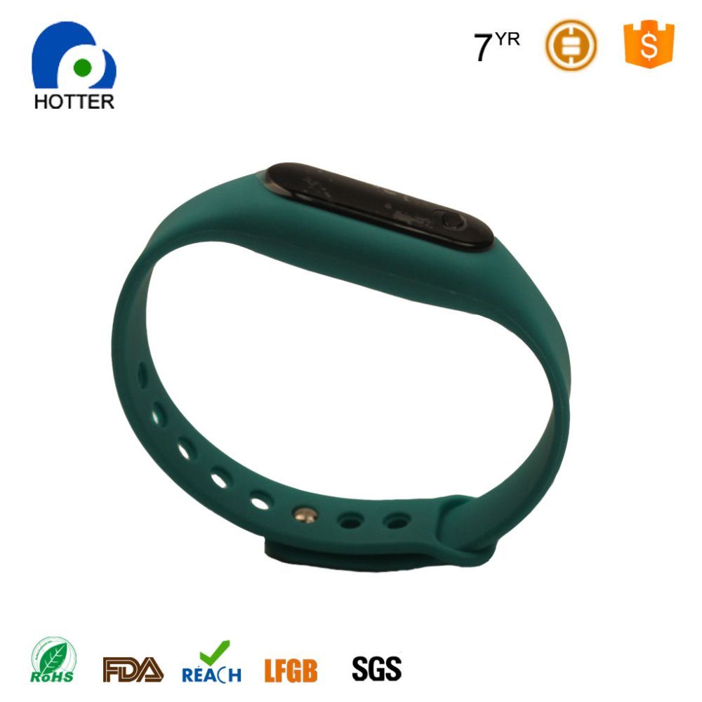 2016 Best gift silicone kids rubber wrist watch waterproof digital watches