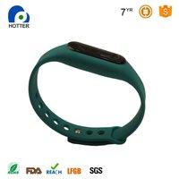 2016 Best gift silicone kids rubber wrist watch waterproof digital watches