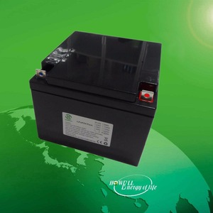 Rechargeable 12V 35Ah LiFePO4 Lipo4 Lithium Battery for Solar System
