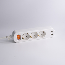 USB Extension socket In Flush Mount Lead Cable Surface Mounting Panel