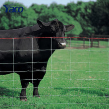 2.5mm 4ft 5ft 6ft 8ft height Pasture fence goat farming grassland cheap field fence