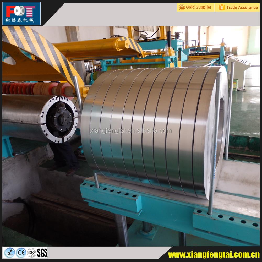 steel coil slitting machine