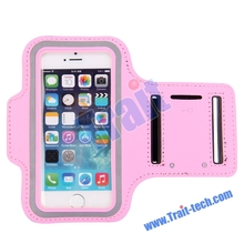 Hot Sale High Quality Universal Running Sport Armband Pouch Cover Case Armband for iPhone5 5S
