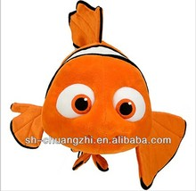 China Diseny Factory with FAMA authorised plush fish toy Nemo Plush Toy