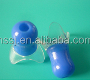 brand new durable travelling silicone ear plugs for swimming