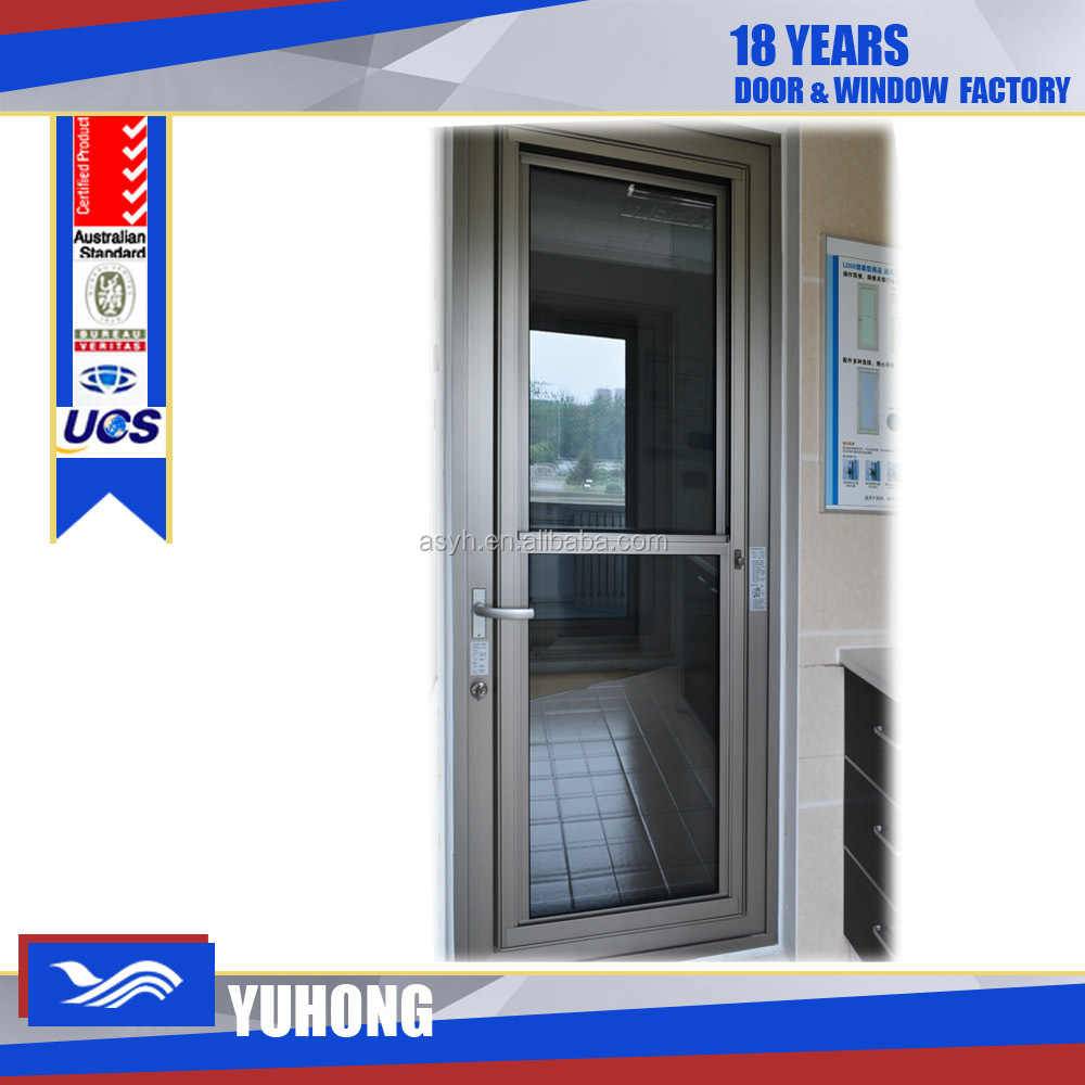Used Commercial Doors Aluminum Swing Opening Door With Double Glass Buy Used Commercial Doors