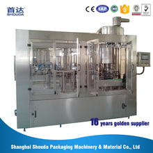 New product launch in china beverage filling juice filling machine